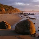 Moeraki Boulders-NEW ZEALAND