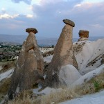 A historical region in Central Anatolia – CAPPADOCIA – TURKEY