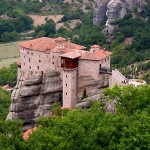 The Meteora – Greece