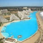 World's Largest Swimming Pool San Alfonso del Mar