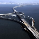 Jiaozhou Bay or Qingdao Haiwan Bridge – The world's longest bridge over water