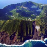 Amazing Place On Earth – Aogashima Volcano, Japan