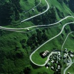 World's Most Beautiful Highway-Oberalp Pass Highway