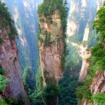 Tianzi Mountains – China