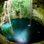 Mexico's Natural Underground Cenote