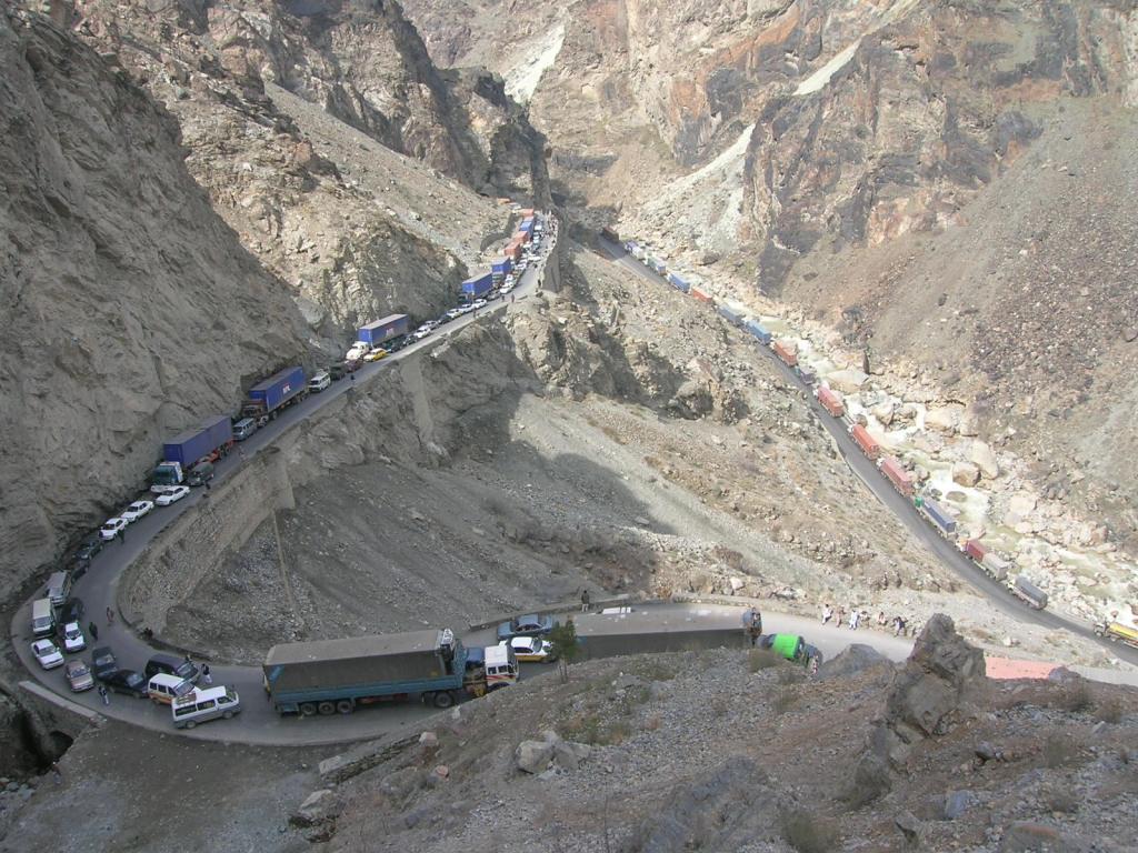 Дэлхийн хамгийн аюултай 10 авто зам