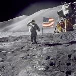 The US Moon landing conspiracy theories