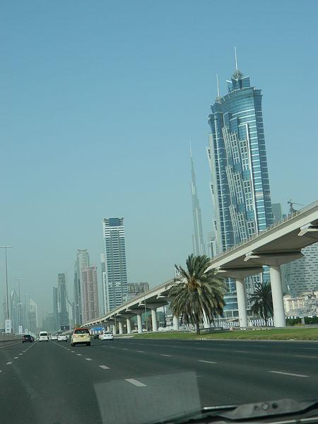 View_of_skscrapers_from_Shaikh_Zyada_Road_Dubai.