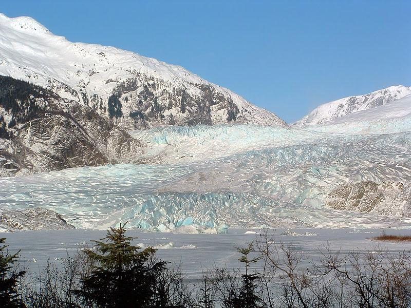 Mendenhall_Glacier