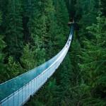 Capilano Suspension Bridge – Vancouver, British Columbia