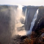 Victoria Falls – The Largest waterfall in the world