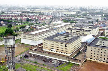 Carandiru Penitentiary